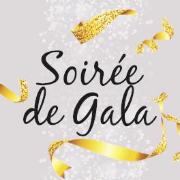 Soirée de Gala 2017 des adhérents
