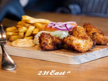 231 East Street wings