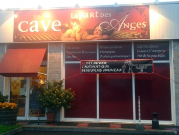 Cave - La part des Anges