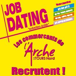 Job Dating le samedi 23 Arvil à Auchan Tours Nord